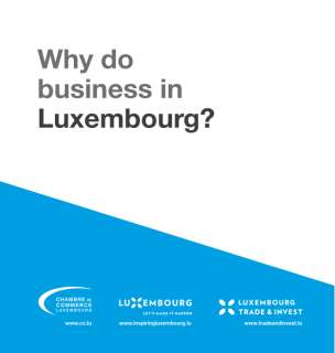 Why do business in Luxembourg?