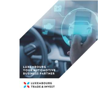 Luxembourg, your automotive business partner